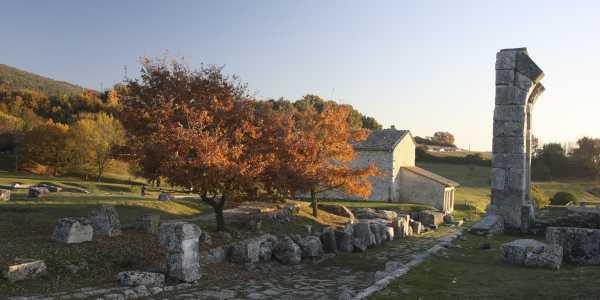 STORIA E CUCINA: Carsulae Archeo-Park e Corsi di Cucina