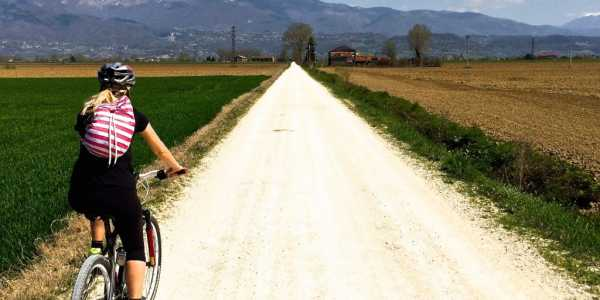 Tour in Bike per l'Umbria